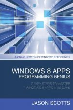 Windows 8 Apps Programming Genius