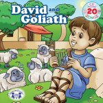David & Goliath Padded Board Book & CD