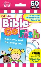 Bible Go Fish Christian 50-Count Game Cards