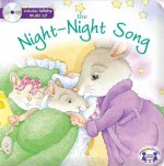 Christian the Night-Night Song Padded Board Book & CD
