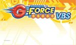 Vacation Bible School (Vbs) 2015 G-Force Outdoor Banner: God's Love in Action