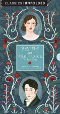 Pride and Prejudice Unfolded: Retold in Pictures by Becca Stadtlander - See the World's Greatest Stories Unfold in 14 Scenes