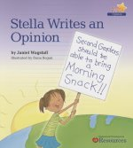 Stella Writes an Opinion