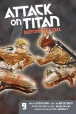 Attack On Titan: Before The Fall 9