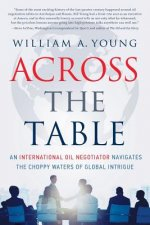 Across the Table: An International Oil Negotiator Navigates the Choppy Waters of Global Intrigue