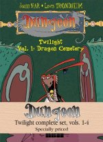 Dungeon: Twilight Complete Set, Vols. 1-4