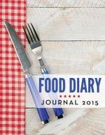 Food Diary Journal 2015