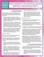 DSM-5 Diagnostic and Statistical Manual (Mental Disorders) Part 1 (Speedy Study Guides)