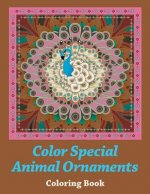 Color Special Animal Ornaments Coloring Book