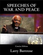 Speeches of War and Peace, Concise Edition