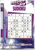 Sudoku [With Pen]