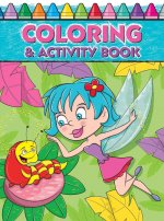 Big Color & Activity: Mermaid