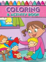 Big Color & Activity: Dolls