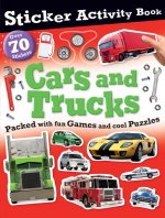 My Favorite Sticker Book: Cars & Trucks