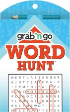 Grab N Go Puzzles-Word Hunt Volume 4: Scarlet