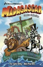 DreamWorks Madagascar Comics Collection