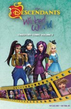 Disney Descendants: Wicked World Cinestory Comic Volume 2