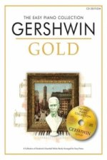THE EASY PIANO COLLECTION GERSHWIN GOLD EASY PIANO BOOK/CD