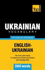 Ukrainian vocabulary for English speakers - 3000 words