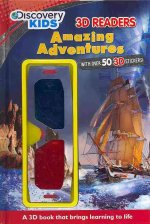 Discovery 3D Reader: Amazing Adventures
