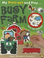 Press-Out and Play Busy Farm