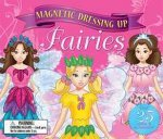 Magnetic Dressing Up Fairies [With Magnetic Clothes]
