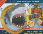 3D Shark Attack!: Make a Hungry Shark Smash Through Your Wall