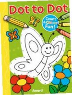 Dot to Dot Butterfly and More: Counting & Colouring Fun!