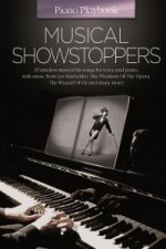 The Piano Playbook: Musical Showstoppers Pf Book
