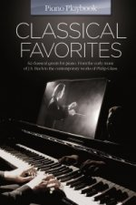 Classical Favourites -The Piano Playbook Classical Favorites Pf Book-