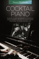 The Piano Playbook Modern Jazz Pf Book