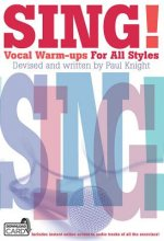 Sing! Vocal Warm-ups For All Styles (Book/Download Card)
