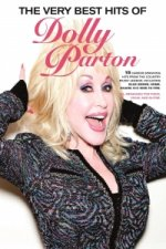 The Best Of Dolly Parton Piano Vocal Guitar Book