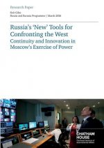 Russia's 'New' Tools for Confronting the West: Continuity and Innovation in Moscow's Exercise of Power