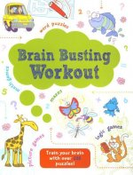 Brain Busting Workout: Train Your Brain with Over 280 Puzzles