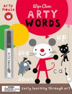Arty Words: Early Learning Through Art