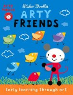 Arty Friends: Early Learning Through Art