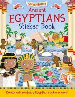 Ancient Egyptians Sticker Book: Create Extraordinary Egyptian Sticker Scenes!