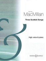Three Scottish Songs: High Voice and Piano