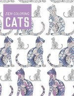 Zen Coloring - Cats