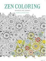 Zen Coloring - Floral Collection