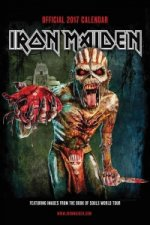 Official Iron Maiden 2017