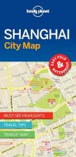 Lonely Planet Shanghaicity Map