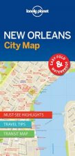 Lonely Planet New Orleanscity Map
