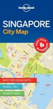 Lonely Planet Singaporecity Map