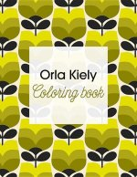 Orla Kiely Coloring Book