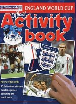 Nationwide England World Cup Official Activity Book