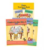 Jolly Phonics Class Set (Colour in Print Letters)