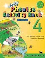 Jolly Phonics Activity Book 4 (in Print Letters)