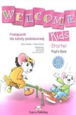 Welcome Kids Starter Pupil's Book +  CD